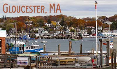 gloucester 01 My visit to Gloucester Massachusetts