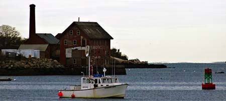 paintfactory My visit to Gloucester Massachusetts