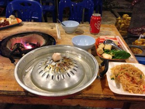 IMG 1408 opt 300x225 Thai Methamphetamines and Hot Pan BBQ