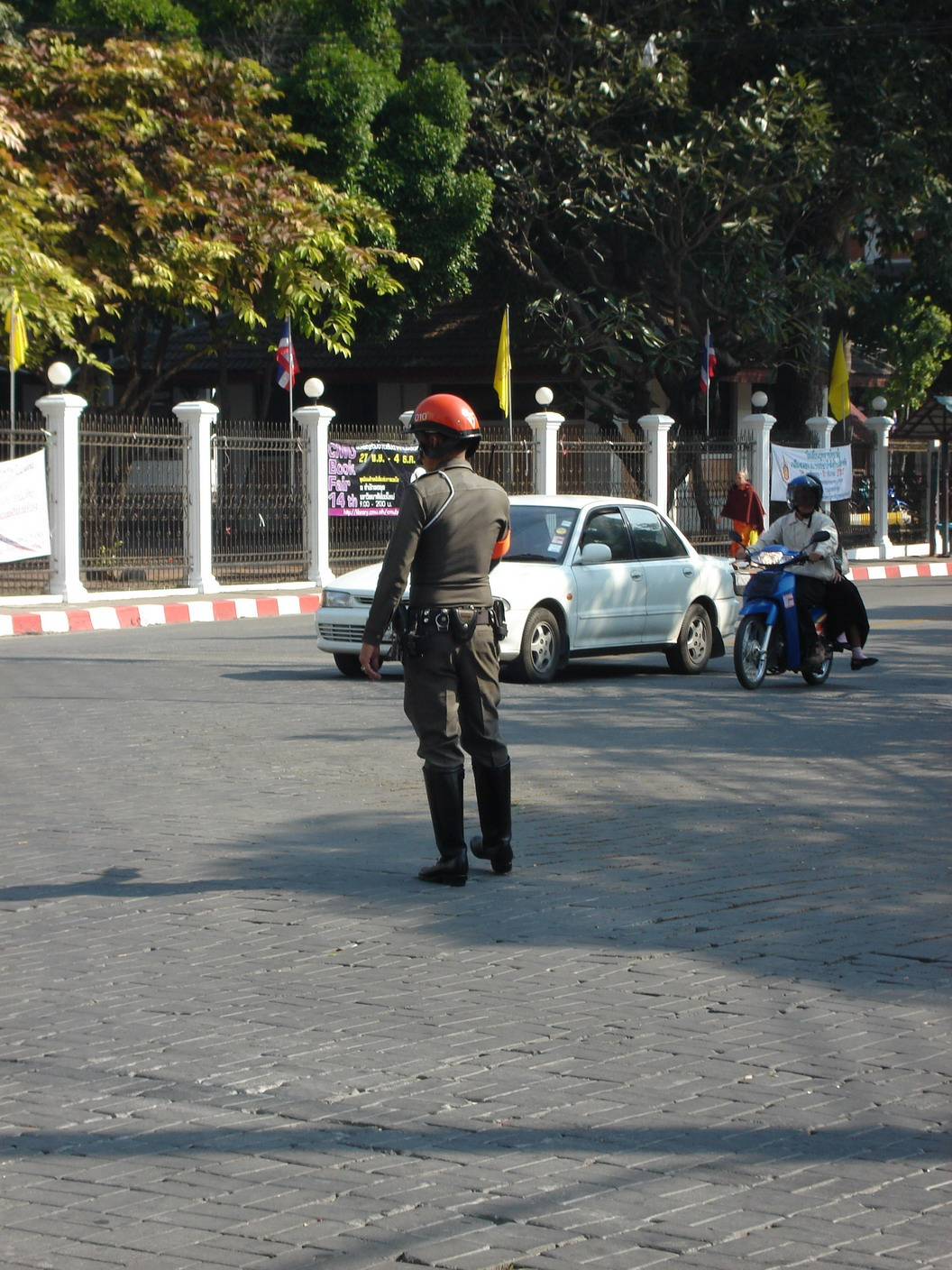 My run in with the Thai Police