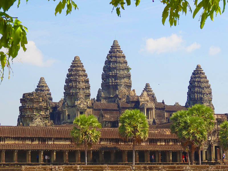 Angkor Wat in Video